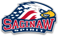 Saginaw Spirit Logo