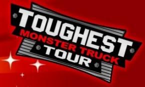Toughest Monster Truck Tour Logo