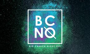 Big Church Night Our Event Logo