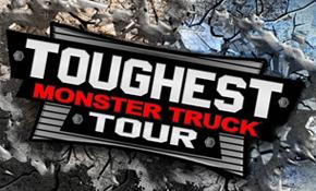 Toughest Monster Truck Tour 2019 logo